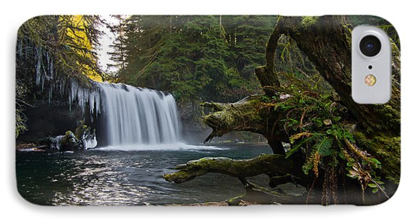 The Other Side Of Butte Creek IPhone Case