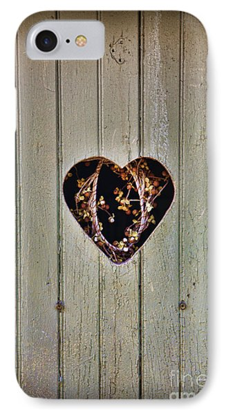 The Outhouse Of Amore IPhone Case