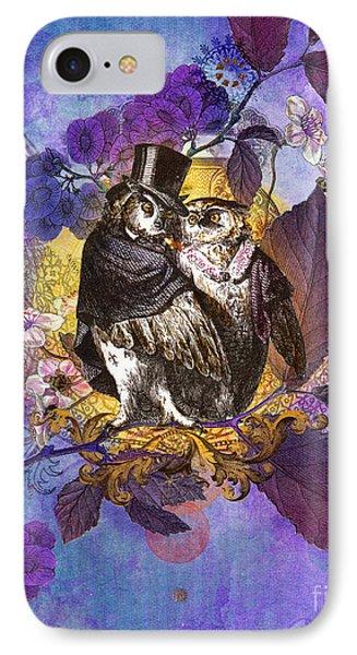 The Owlsleys Phone Case by Aimee Stewart