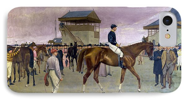 The Owner S Enclosure Newmarket Phone Case by Isaac Cullen