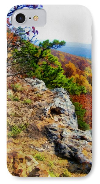 The Ozarks In Autumn IPhone Case