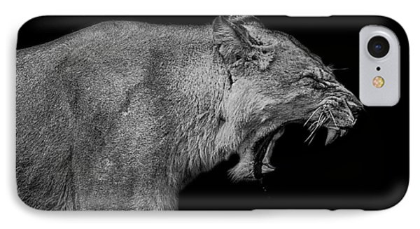 The Pain Within IPhone Case by Paul Neville