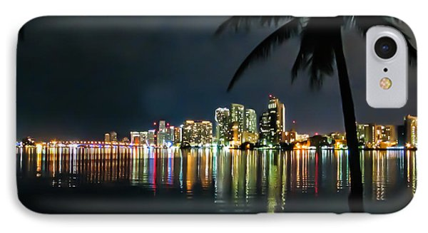 The Painted City Phone Case by Rene Triay Photography