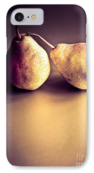 The Pair IPhone Case by Jan Bickerton