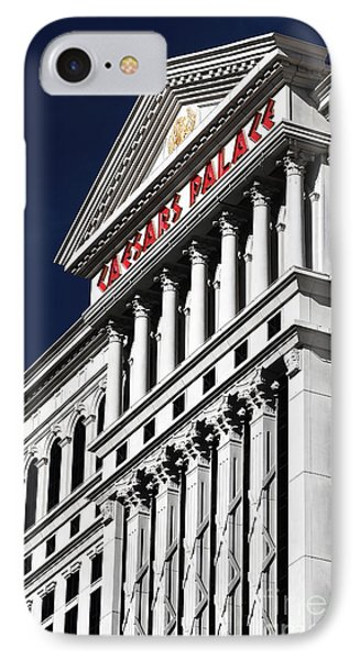 The Palace Of Caesar Phone Case by John Rizzuto