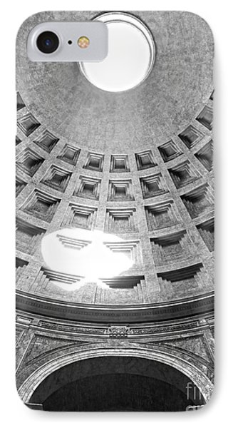 The Pantheon - Rome - Italy IPhone Case