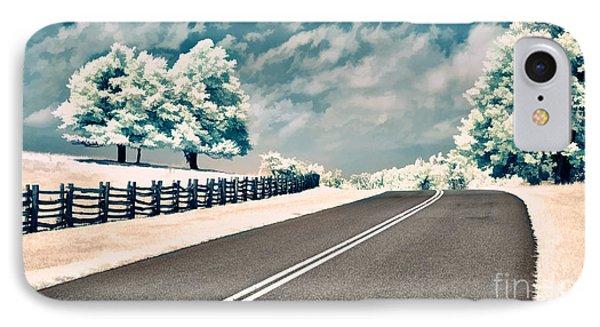 The Parkway II Phone Case by Dan Carmichael