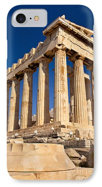 The Parthenon Phone Case by Brian Jannsen