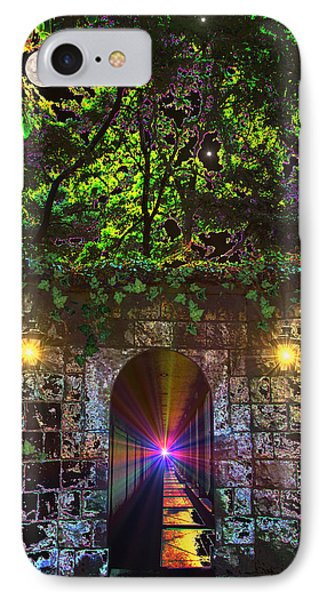 The Passageway  IPhone Case by Michael Rucker