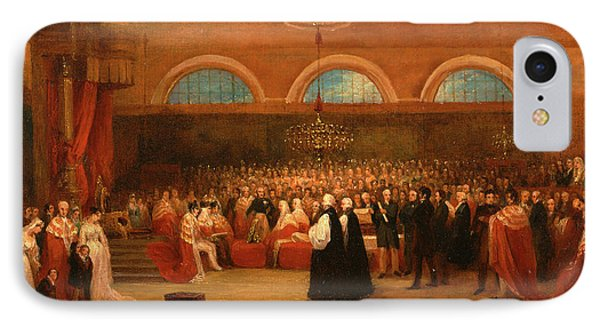 The Passing Of The Great Emancipation Act IPhone Case