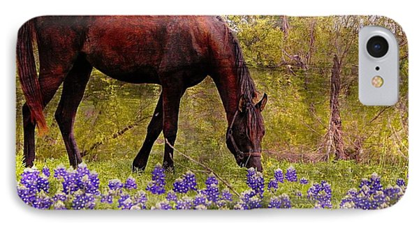 The Pasture IPhone Case by Kathy Churchman
