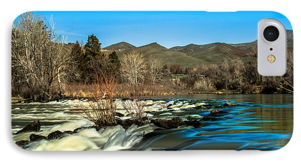 The Payette River Phone Case by Robert Bales