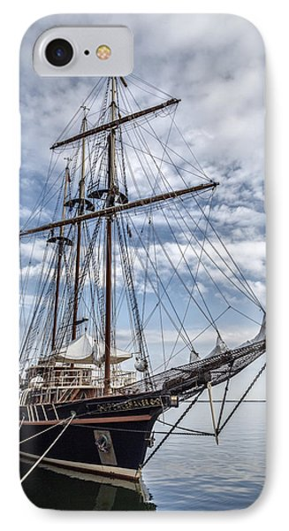 The Peacemaker Tall Ship IPhone Case
