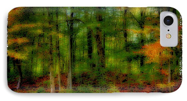 The Peak Color Of Autumn IPhone Case by David Patterson