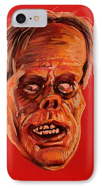 The Phantom Of The Opera Phone Case by Brent Andrew Doty