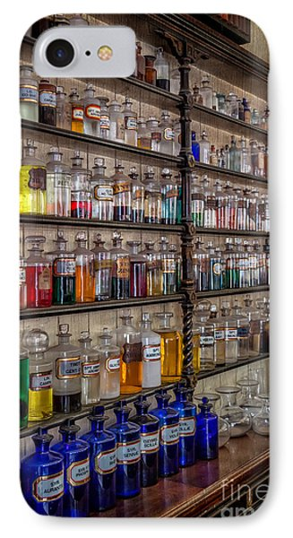 The Pharmacy IPhone Case by Adrian Evans