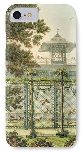 The Pheasantry IPhone Case by Humphry Repton