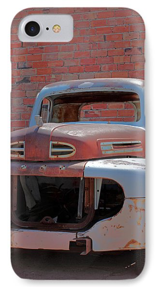The Pick Up IPhone Case by Lynn Sprowl