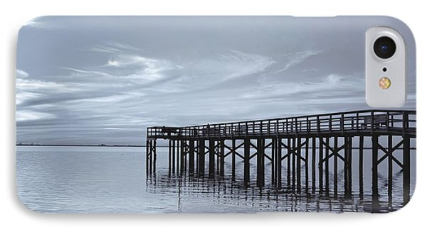 The Pier IPhone Case by Kim Hojnacki
