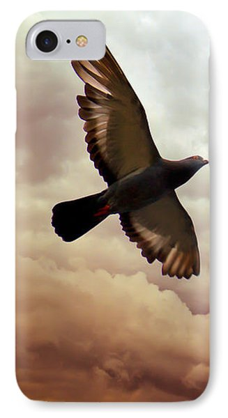 The Pigeon IPhone 7 Case