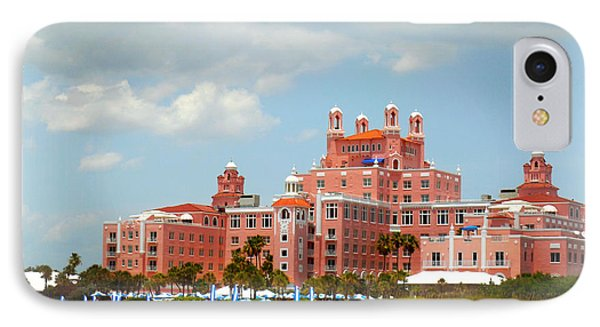The Pink Palace IPhone Case by Valerie Reeves
