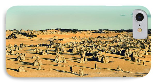The Pinnacles Australia IPhone Case by Yew Kwang
