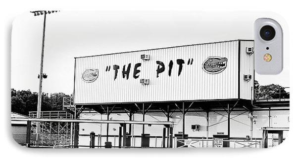 The Pit Phone Case by Scott Pellegrin