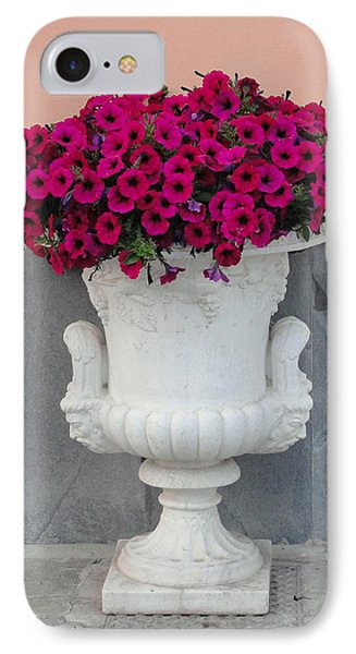 IPhone Case featuring the photograph The Planter by Natalie Ortiz