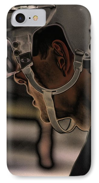 The Player Phone Case by Karol Livote