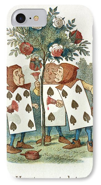 The Playing Cards IPhone Case by British Library