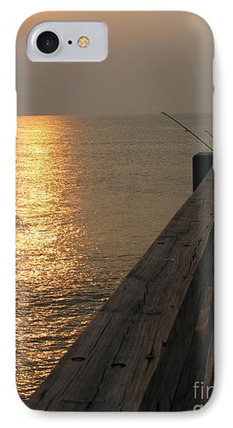 The Pole IPhone Case by Greg Patzer
