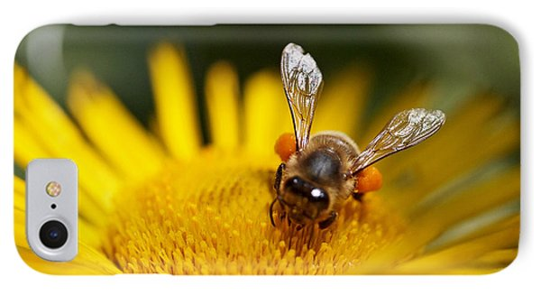 The Pollinator Phone Case by Rona Black