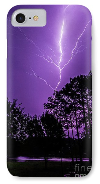 The Power Phone Case by Will  Gottwald