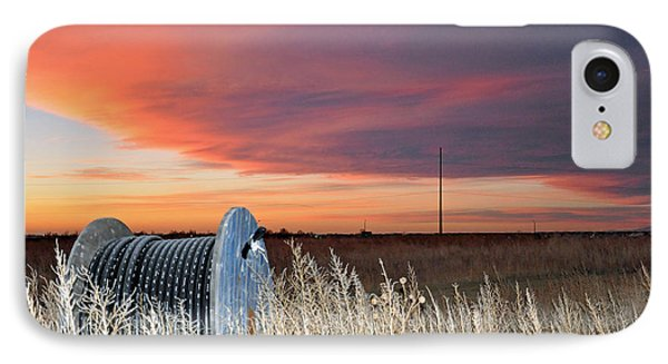 The Prairie IPhone Case by Minnie Lippiatt