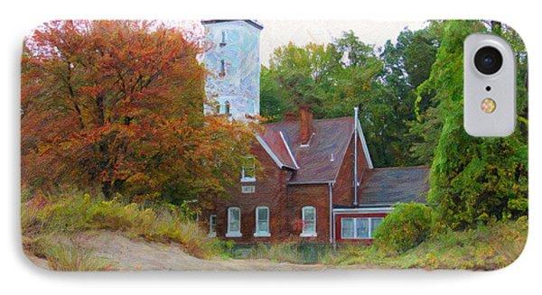 The Presque Isle Lighthouse IPhone Case