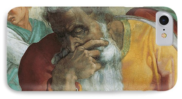 The Prophet Jeremiah IPhone Case