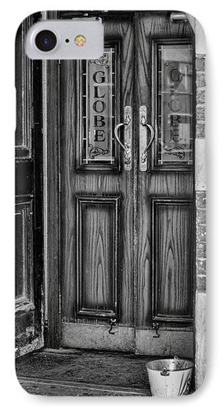 The Pub Door Phone Case By Heather Applegate