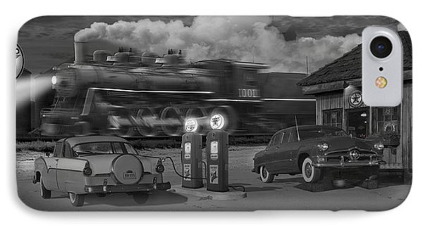 The Pumps - Panoramic IPhone Case by Mike McGlothlen