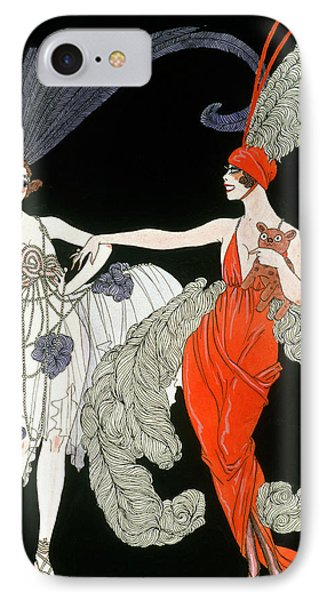 The Purchase  Phone Case by Georges Barbier
