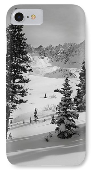 The Quiet Season IPhone Case by Eric Glaser