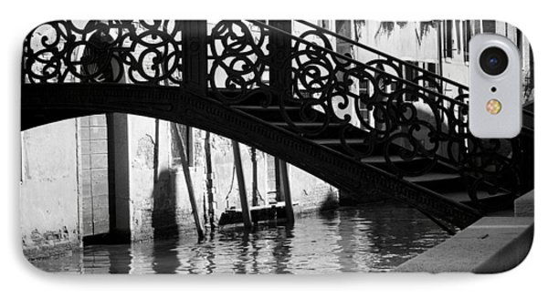 The Quiet - Venice IPhone Case by Lisa Parrish