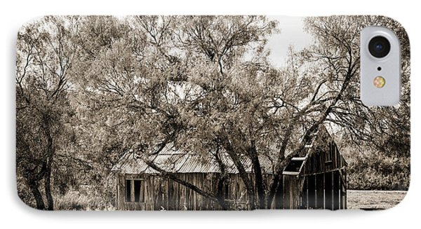 IPhone Case featuring the photograph The Ranch  by Amber Kresge