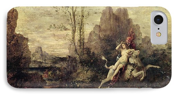 The Rape Of Europa IPhone Case