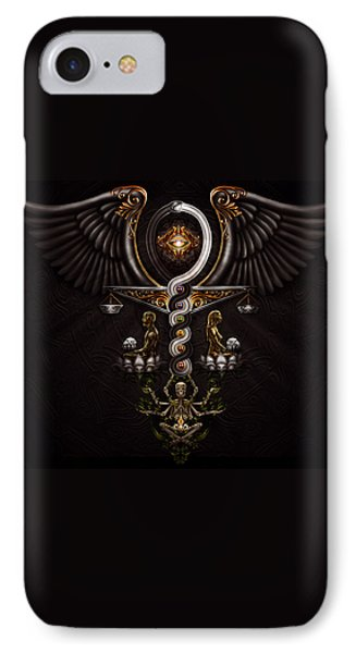 The Rapture Of Incarnation  Phone Case by Fred Andrews IV