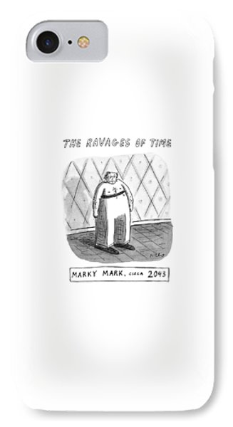 The Ravages Of Time IPhone Case