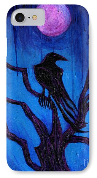 The Raven Nevermore IPhone Case