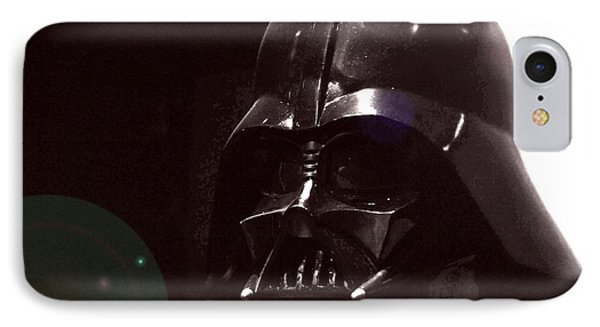 the Real Darth Vader IPhone Case
