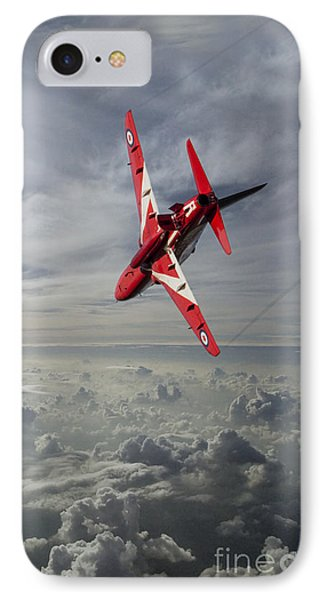 The Red Arrow  IPhone Case by J Biggadike
