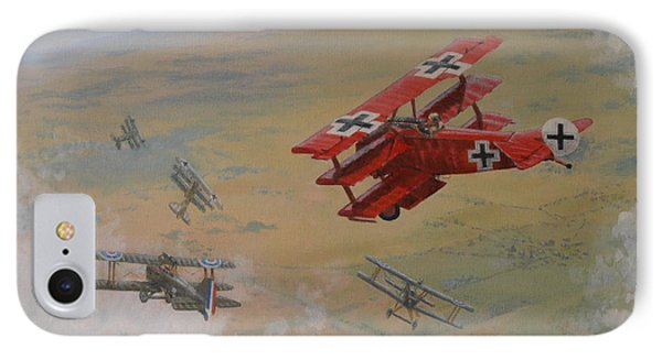 The Red Baron IPhone Case