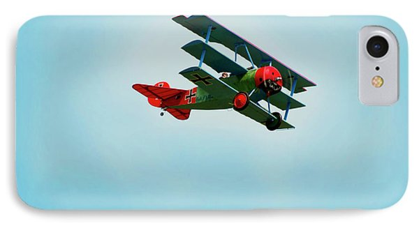 The Red Baron Phone Case by Thomas Young